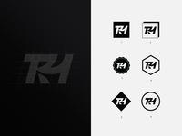 The Rarehouse - Logo Variations