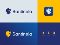 Santinela Logo Design