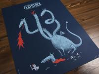 Flatstock 43 Rebound