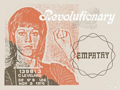 International Women's Day activism collage typography design iwd2018