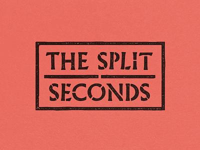 Logo Concept typography retro logo design band music
