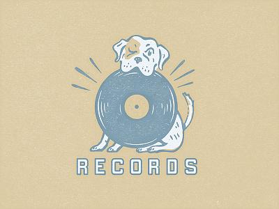 Goodest Boy 60s lettering typography animal retro vintage illustration doggo dog