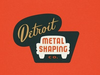 Detroit Auto Body Logo