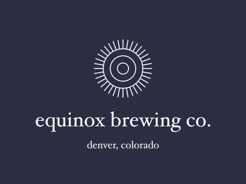 Equinox Brewing Co Primary Logo
