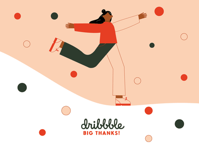 Thank you! firstshot illustration