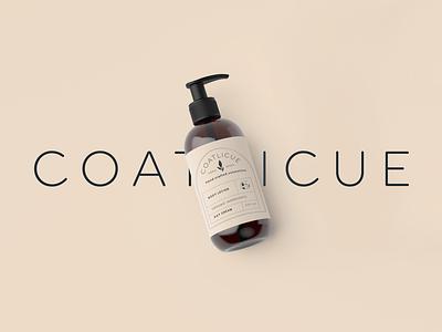 Coatlicue 🍃 identity design brand identity branding design branding