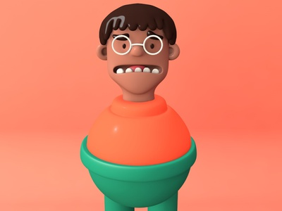 3D character modeling 3d modeling character 3d character character design