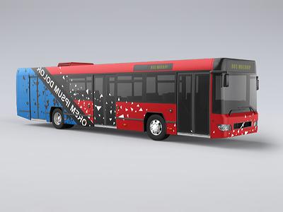 Bus mock-up