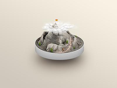 Rocks rocks icon