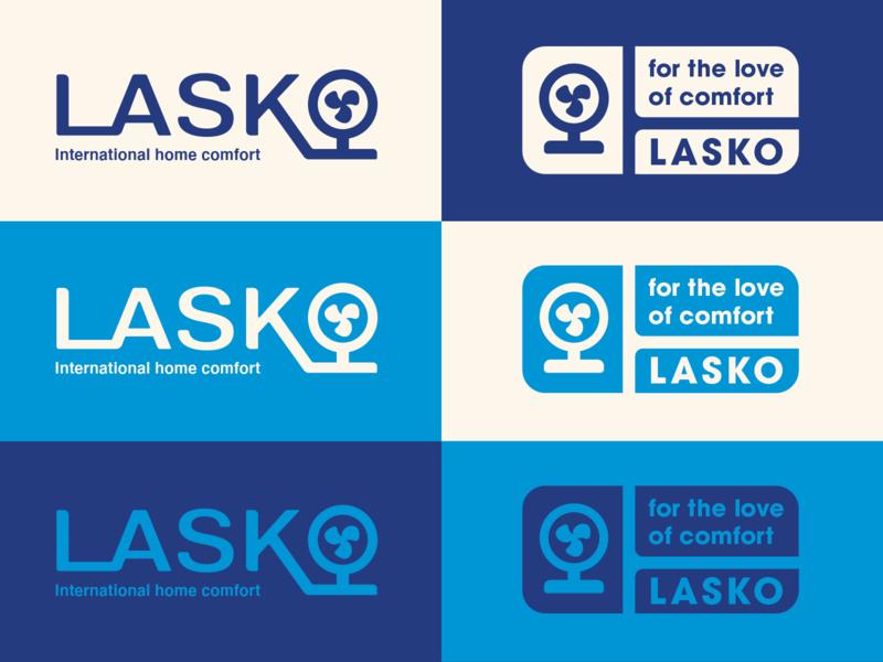 Lasko Logo Redesign.