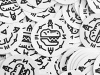 StickerSaurus