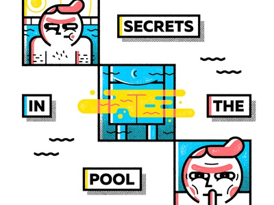 Secrets In The Pool
