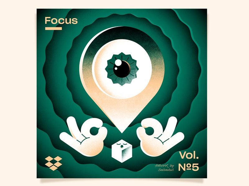 Focus for Dropbox