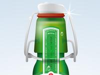 Swingtop bottle Grolsch
