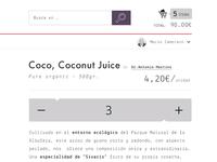Nutrition eShop Product File