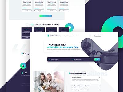 Redesign - MBJ design website home redesign