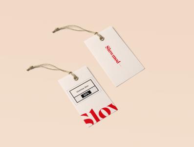Slowmod - Branding