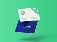 Naomi // Fidelity App