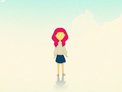 Anna character animation motion mograph mentor 2d cel