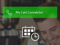 Callconnector homescreen v4