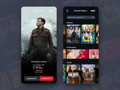 Hoyts App Redesign