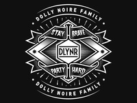 """Dolly Noire """"Family"""""""