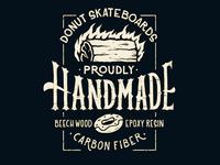 Proudly Handmade