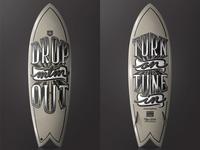 Mtm surfboard