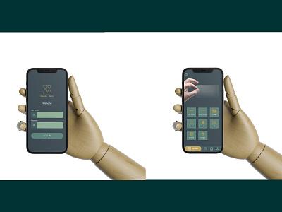 Bank App Design bank app app design app uidesign uidesigner figma figmadesign ux ui