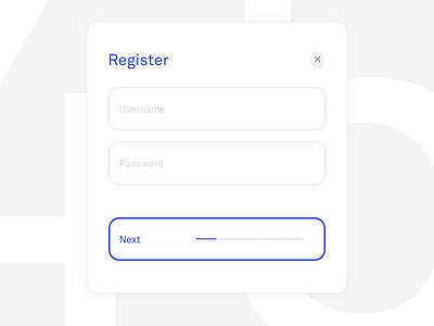 Daily UI #1 digital product interface ui dailyui