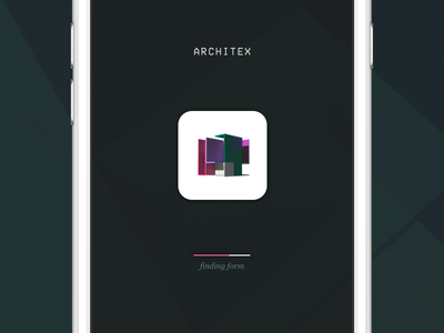 Daily UI #5 mobile render 3d ios icon app