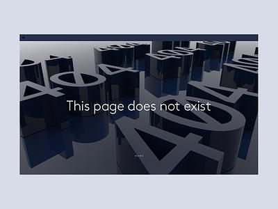 Daily UI #8 design web 404 digital product interface ui dailyui