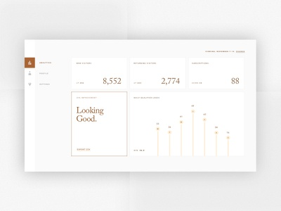 Analytics Chart data infographics chart digital product interface ui dailyui