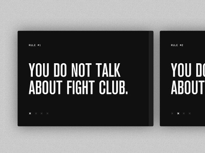 Fight Club Onboarding  popup overlay onboarding product interface ui dailyui
