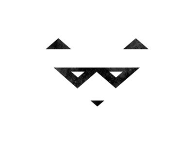 Bandit Logo bandit logo raccoon