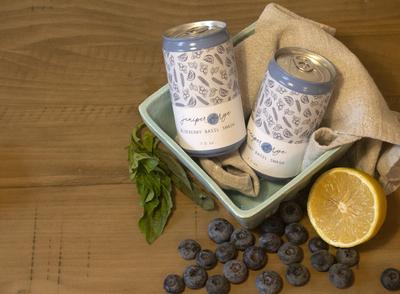 Juniper & Rye - Blueberry Basil Smash