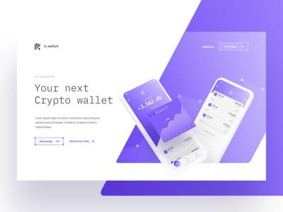 Crypto Wallet Hero Exploration