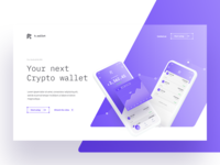 Crypto Wallet Hero Exploration