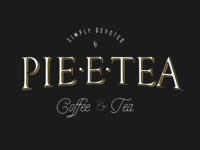 Pie-e-Tea Logo