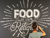Food Is Our Religion