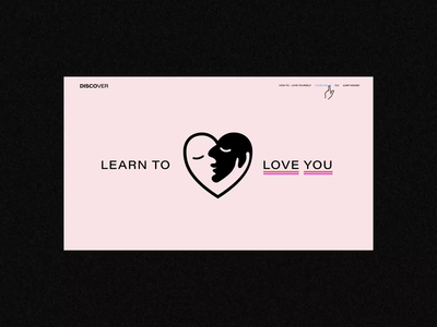 Learn To Love You - Workshop webflow ui  ux web development responsive design mobile ui after effects branding typography mobile design
