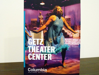 Getz Theater brochure
