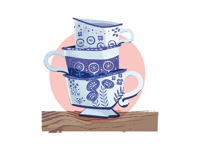 Mugshot mugs illustration sockmonkee