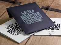 2012 Monster Calendar