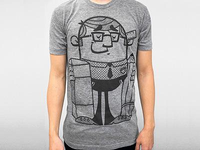 Tools of the Trade sockmonkee illustration apparel shirts tools trade