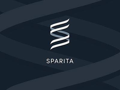 Sparita logo s shape logo