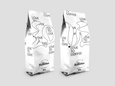 Love to coffee packaging design packagingdesign packaging brewers barista cafe coffee liquid typographic minimal graphic vector typography cursordesignstudio graphicdesign design cursordesign