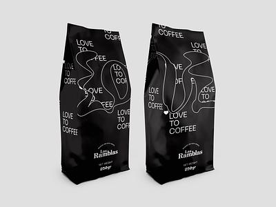 Love to coffee packaging design brewers barista coffeeshop love liquid packagingdesign packaging cafe coffee black cursordesignstudio graphicdesign typography vector design cursordesign