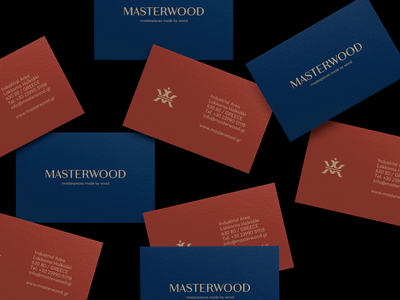 Masterwood monogram construction furniture design masterwood wooden wood furniture identity graphic brand icon cursordesignstudio typography graphicdesign logo design cursordesign