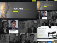Nutanix CXO Microsite